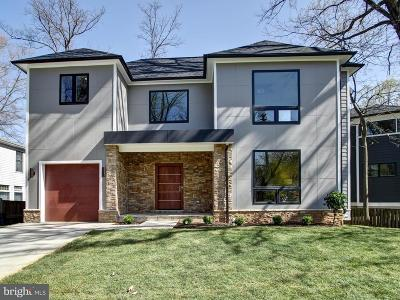 Bethesda, Chevy Chase Single Family Home For Sale: 5619 Huntington Parkway