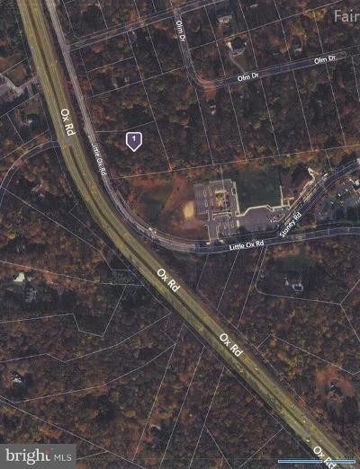 Fairfax Station Residential Lots & Land For Sale: 6441 Little Ox