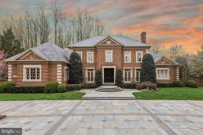 Mclean Single Family Home For Sale: 8401 Brookewood Court