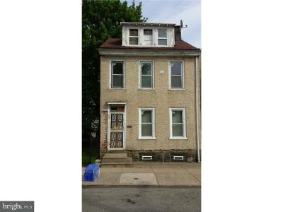 Mt Airy (East), Mt Airy (West) Single Family Home Under Contract: 118 E Phil Ellena Street