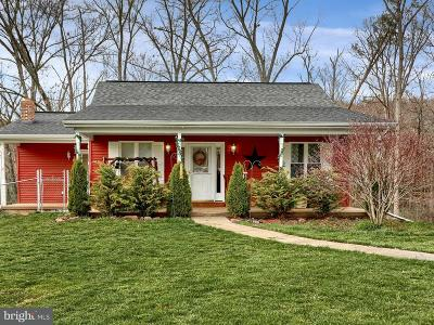 Dover Single Family Home For Sale: 1960 Jug Road