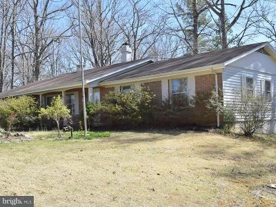 Stafford Single Family Home For Sale: 47 Van Horn Lane