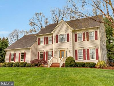Spotsylvania Single Family Home For Sale: 11907 Sawhill Boulevard