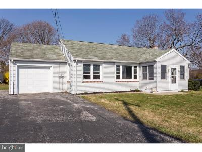 Coatesville Single Family Home For Sale: 3162 Manor Road