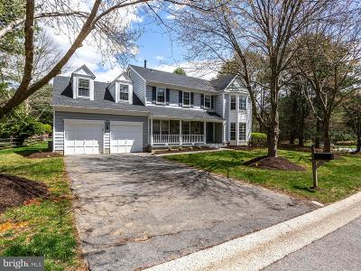 Gaithersburg Single Family Home For Sale: 20101 Harron Valley Way
