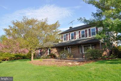 Frederick County Single Family Home For Sale: 2391 Broad Run Court
