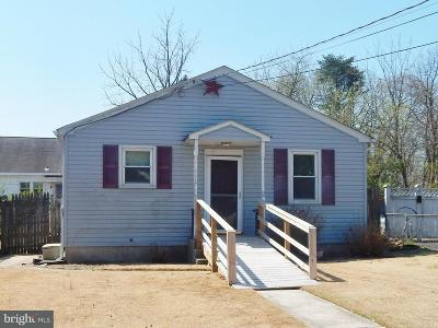 Anne Arundel County Single Family Home For Sale: 403 3rd Avenue SW