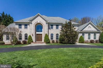 Montgomery County Single Family Home For Sale: 9908 Chapel Road