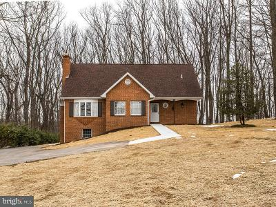 Frederick Single Family Home For Sale: 7927 Chestnut Grove Road