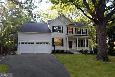 Centreville Single Family Home For Sale: Natural Drive