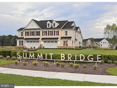 Kent County, New Castle County, Sussex County, KENT County Single Family Home For Sale: 184 Jenny Drive #38