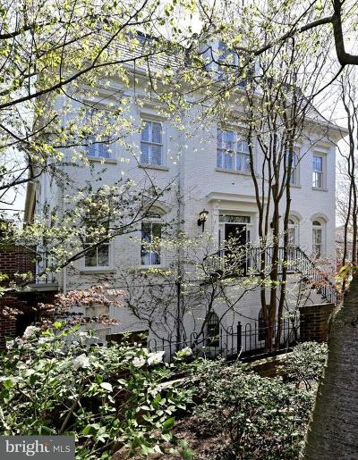 Alexandria City Townhouse Active Under Contract: 29 Keiths Lane