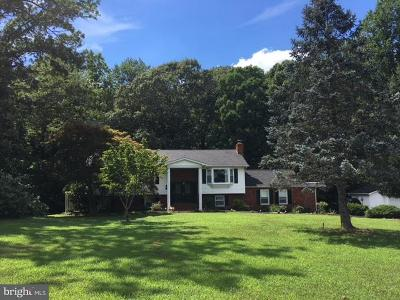 Hughesville Single Family Home For Sale: 7325 Denise Lane