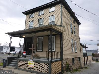 Port Deposit Multi Family Home For Sale: 43 Main Street S