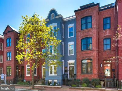 Washington Single Family Home For Sale: 948 Westminster Street NW