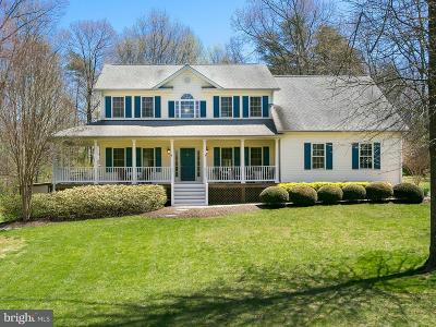 Warrenton Single Family Home For Sale: 7430 Wince Lane