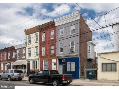 Brewerytown Townhouse For Sale: 1609 N 29th Street
