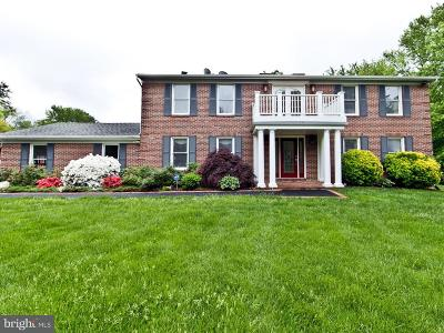 Annandale Single Family Home For Sale: 7209 Byrneley Lane