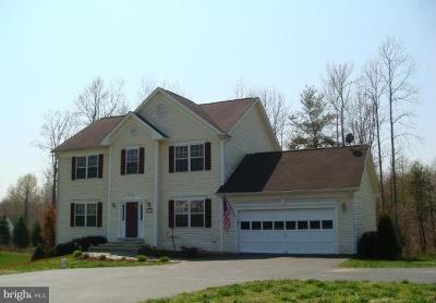Owings Single Family Home For Sale: 9144 Woodland Way N