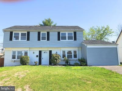 Willingboro NJ Single Family Home For Sale: $219,900