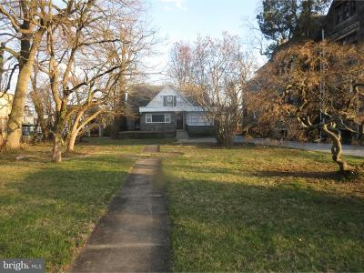 Single Family Home For Sale: 5850 Drexel Road