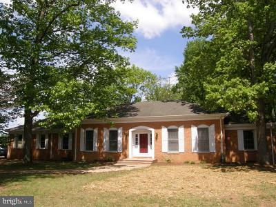 Rhoadesville Single Family Home For Sale: 27405 Constitution Highway