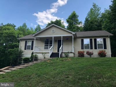 Culpeper Single Family Home For Sale: 16127 Laurel Springs Road