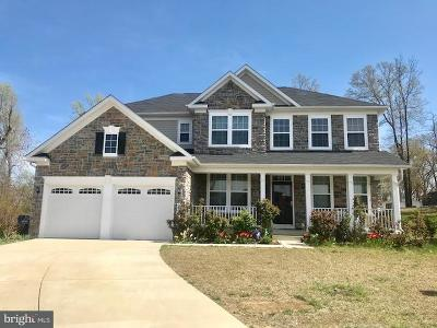 Waldorf Single Family Home For Sale: 9761 Leighland Court