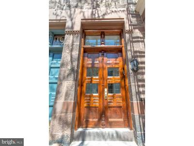 Fitler Square Townhouse Under Contract: 2317 Delancey Place