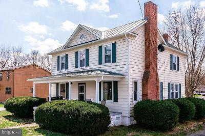 Rockingham County Single Family Home For Sale: 111 Fraley Lane