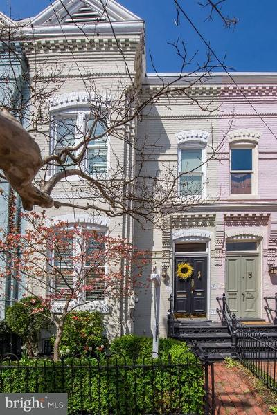 Alexandria VA Townhouse For Sale: $910,000
