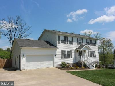 Shenandoah County Single Family Home For Sale: 161 Black Oak Drive