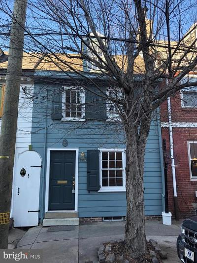 Queen Village Townhouse For Sale: 123 League Street