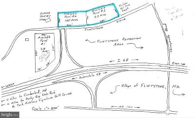 Flintstone Residential Lots & Land For Sale: Flintstone Drive