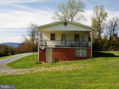 Page County Single Family Home For Sale: 650 Honeyville Road
