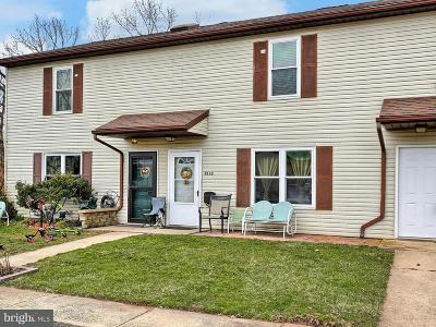 Dover Townhouse Under Contract: 3113 Galaxy Road