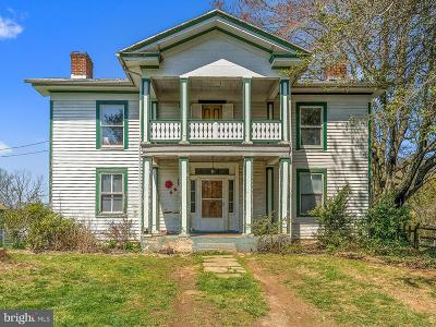 Madison County Single Family Home For Sale: 3667 Wolftown Hood Road