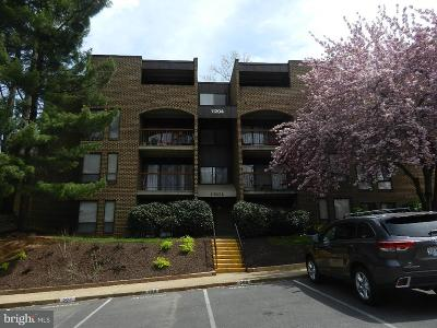 Reston Condo For Sale: 11204 Chestnut Grove Square #306