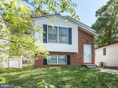 Glen Burnie Single Family Home For Sale: 306 Pershing Avenue