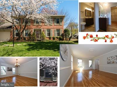 North Bethesda Single Family Home For Sale: 7105 Old Gate Road