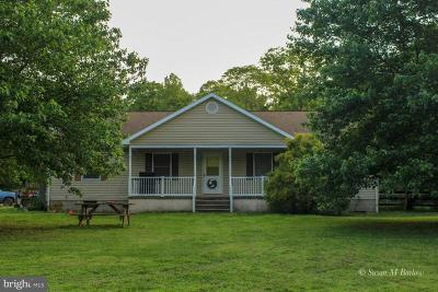 Queen Annes County Farm For Sale: 301 Hickory Lane