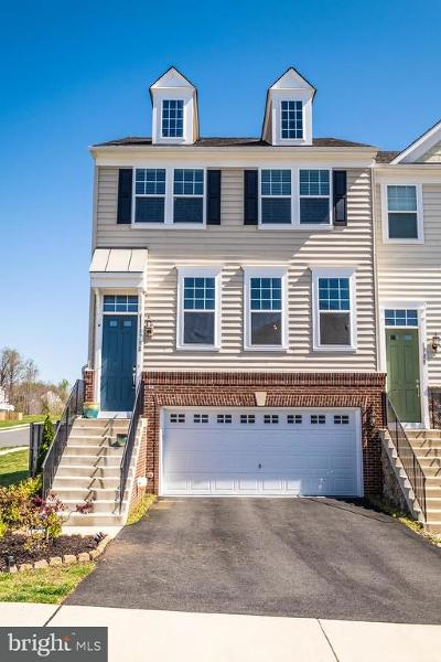 Prince William County Townhouse For Sale: 1798 Marfield Court
