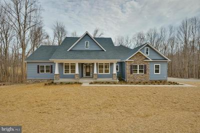 Hughesville Single Family Home For Sale: 16815 Old Field Lane