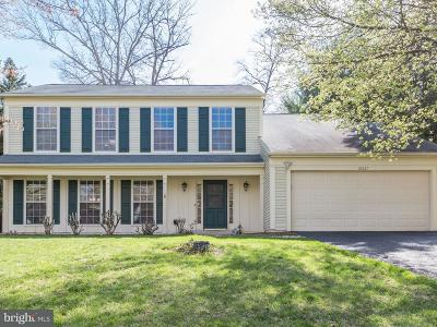 Loudoun County Single Family Home For Sale: 10827 Monticello Drive