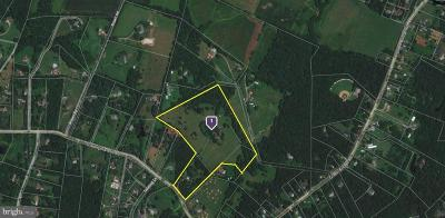 Howard County Residential Lots & Land For Sale: 14190 Triadelphia Mill Road