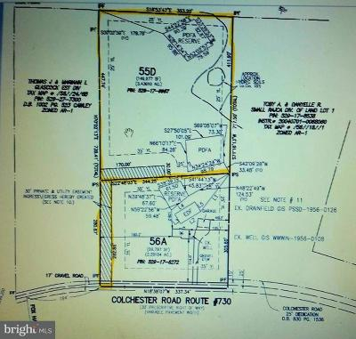Purcellville Residential Lots & Land For Sale: 19936 Colchester Road