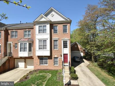 North Bethesda Townhouse For Sale: 11910 Castlegate Court Court #43