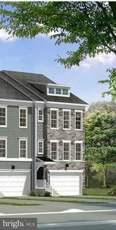 Hanover Townhouse For Sale: 7769 Willow Oak Court
