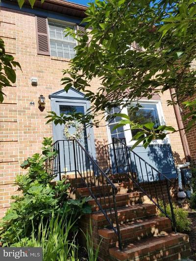 Cockeysville Townhouse For Sale: 44 Cherrywood Court