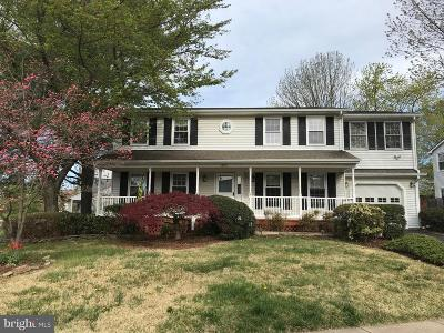 Woodbridge, Dumfries, Lorton Single Family Home For Sale: 14718 Stratford Drive